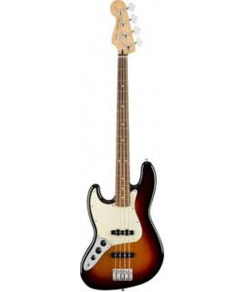 Fender Player Series Jazz Bass PF LH 3-Color Sunburst basszusgitár