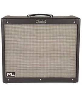 Fender Hot Rod Deville ML 212 Black csöves gitárkombó