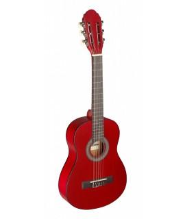Stagg C405 M Red Klasszikus gitár