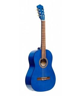 Stagg SCL50 1/2-Blu klasszikus gitár