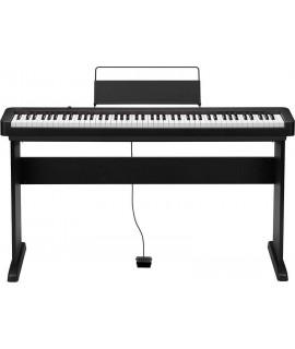 Casio CDP S100BK digitális zongora álvánnyal