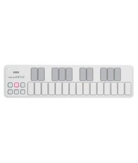 Korg nanoKEY2 WH MIDI billentyűzet