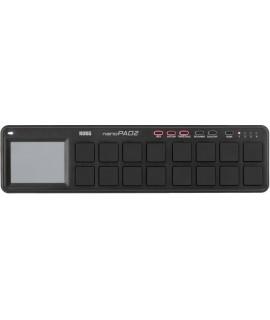 Korg nanoPAD2 BK MIDI billentyűzet