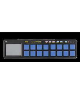 Korg nanoPAD2 BLYL MIDI billentyűzet
