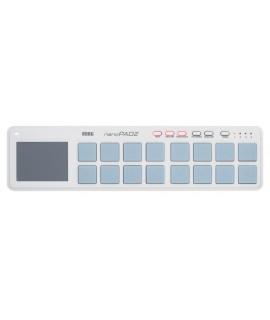 Korg nanoPAD2 WH MIDI billentyűzet
