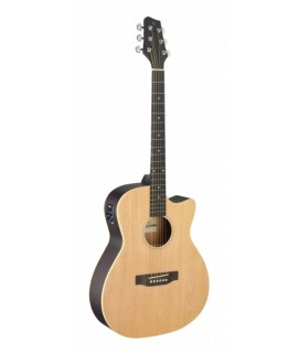 Stagg SA35 ACE-N elektroakusztikus gitár