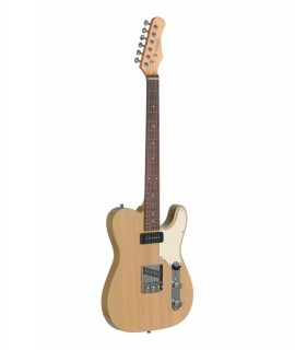 Stagg SET-CST YW elektromos gitár