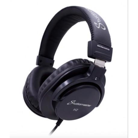 Studiomaster H2 Fejhallgató