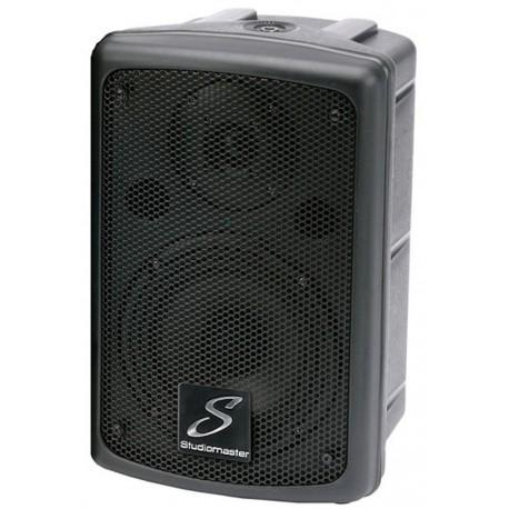 Studiomaster PAS6-B aktív hangfal