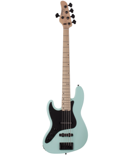 Schecter J-5 maple FB SEA G LH basszusgitár