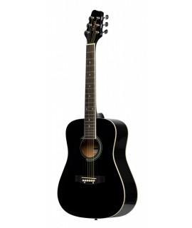 Stagg SA20D 3/4 LH-BK akusztikus gitár