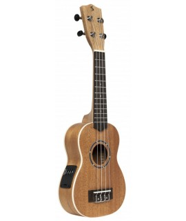 Stagg US-30 E elektroakusztikus ukulele