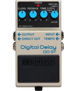 Boss DD-3T digital delay gitáreffekt