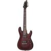 Schecter Omen-7 WSN Elektromos gitár