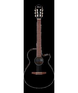 Ibanez AEG50N-BKH elektroklasszikus gitár