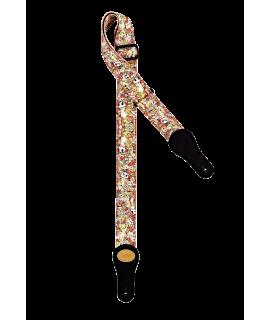 """Ortega KNS-VP-U Keiki Designer Heveder """"Voodoo Puppet"""""""