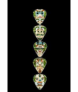 ORTEGA Totem pengetőcsomag