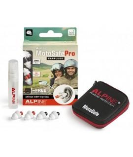 Alpine MotoSafe Pro Szűrős füldugó motorosoknak