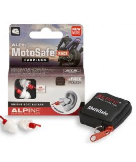 Alpine MotoSafe Race Szűrős füldugó motorosoknak
