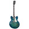 Gibson ES-335 Figured Aquamarine 2018 elektromos gitár