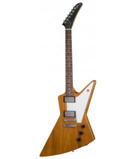 Gibson Explorer 2018 Antique Natural elektromos gitár
