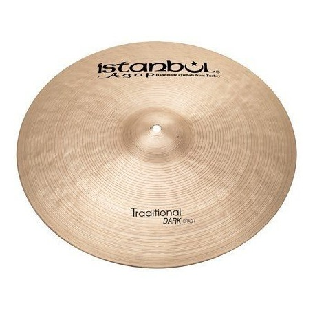 Istanbul Traditional Dark Crash 14''