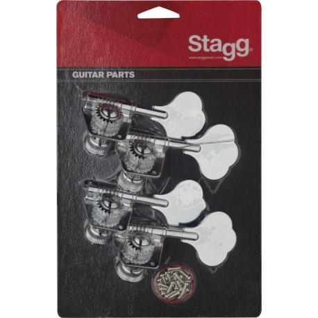 Stagg KG475CR Hangolókulcs szett basszusgitárhoz