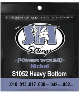 SIT S1052 elektromos gitár húrkészlet