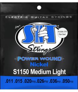 SIT S1150 elektromos gitár húrkészlet