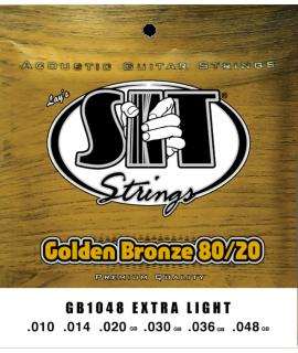SIT GB1048 akusztikus gitár húrkészlet