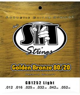SIT GB1252 akusztikus gitár húrkészlet
