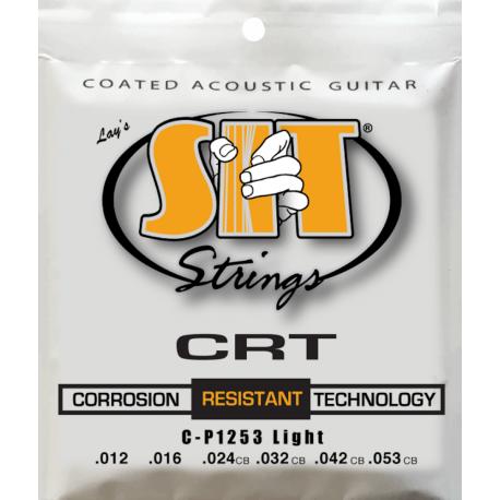 SIT C-P1253 akusztikus gitár húrkészlet