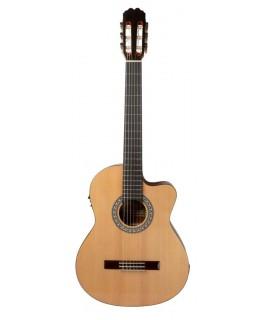 ALVARO no. 27-EC elektroklasszikus gitár