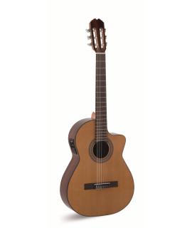 ALVARO No. 39-ECF elektroklasszikus gitár