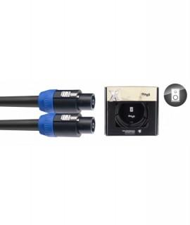 Stagg XSP10SS25D speaker kábel