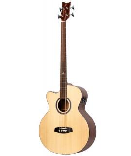 Ortega D538-4-L balkezes akusztikus basszusgitár