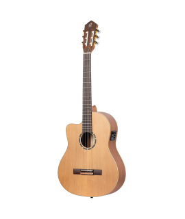 ORTEGA RCE131SN-L Klasszikus gitár Family Series Pro 4/4