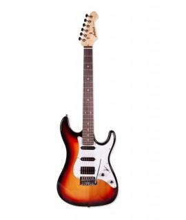 Aria STG-STV 3TS Elektromos gitár