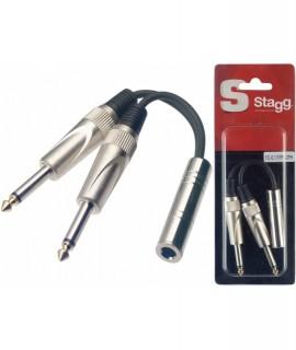 Stagg YC-0.1/1PFS2PH átalakító