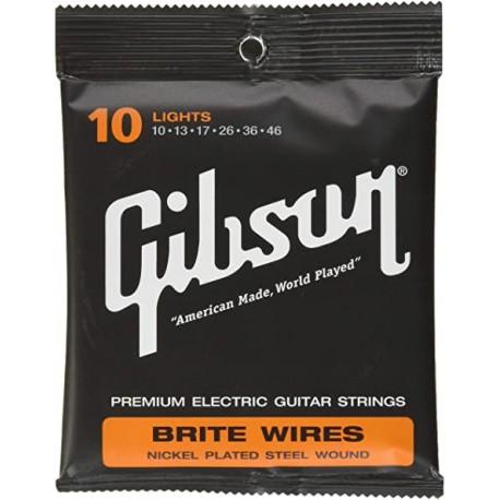Gibson SEG-700L gitárhúr készlet 10-46