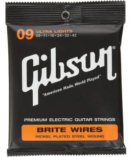 Gibson SEG-700UL gitárhúr készlet 9-42