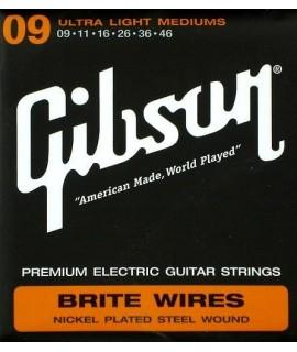 Gibson SEG700ULMC gitárhúr készlet 9-46
