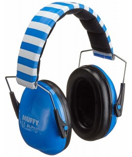ALPINE MUFFY Blue Szigetelő Fejhallgató