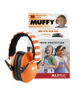 ALPINE MUFFY Orange Szigetelő Fejhallgató
