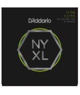 D'Addario NYXL1156 elektromosgitár húrkészlet 11-56