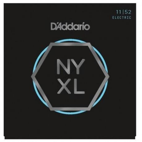 D'Addario NYXL1152 elektromosgitár húrkészlet 11-52