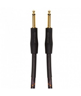 """Roland RIC-G10 3m patch/pedál kábel, egyenes/egyenes 1/4"""" jack"""