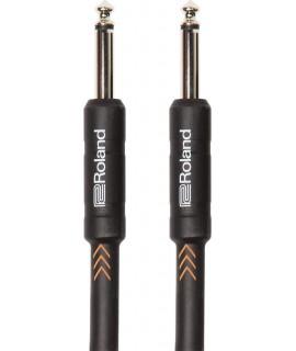 """Roland RIC-B3 1m hangszer kábel, egyenes/egyenes 1/4"""" jack"""