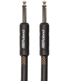 """Roland RIC-B25 7.5m hangszer kábel, egyenes/egyenes 1/4"""" jack"""