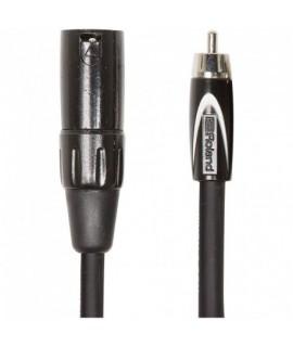 Roland RCC-10-RCXM 3m átalakító kábel, XLR(Male)-RCA